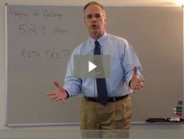 Tom Mullooly on Roth IRA's as a college planning tool